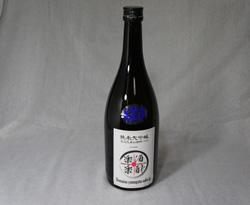 楽酒楽粋 尾花沢産山田錦100%純米大吟醸(生酒)