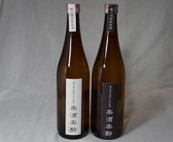 楽酒楽粋 銀山越冬純米吟醸酒